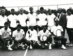 1986-1987 Men's Tennis Team