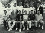 1988-1989 Men's Tennis Team