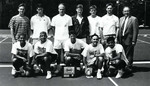 1991-1992 Men's Tennis Team