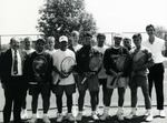 1992-1993 Men's Tennis Team