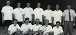 1994-1995 Men's Tennis Team