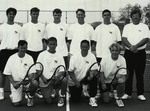 1995-1996 Men's Tennis Team
