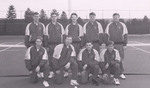 1996-1997 Men's Tennis Team