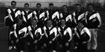 2000-2001 Men's Tennis Team