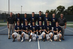 2011-2012 Men's Tennis Team