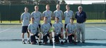 2016-2017 Men's Tennis Team