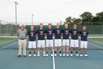 2017-2018 Men's Tennis Team