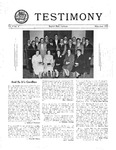 Testimony, May/June 1953 by Baptist Bible Institute of Cleveland