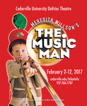 The Music Man by Rebecca M. Baker, Robert Clements, Tim Phipps, Carlos Elias, Diane C. Merchant, and Rebekah Priebe
