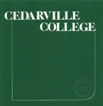 1983 View Book by Cedarville College