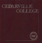 1984 View Book by Cedarville College