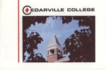 1975 View Book by Cedarville College