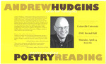 Andrew Hudgins: Poetry Reading by Cedarville University