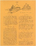 Whispering Cedars, December 4, 1936 by Cedarville College