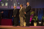Honorees: Duane Wood, David Ormsbee, and Andrew Runyan