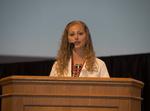 Sarah Winey, Class President