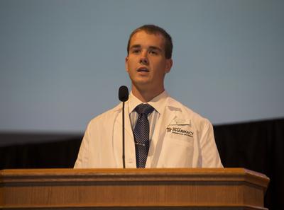 Michael Kapraly, Class Chaplain