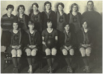 1928-1929 Women's Basketball Team