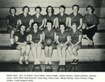 1955-1956 Women's Basketball Team