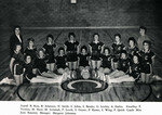 1962-1963 Women's Basketball Team