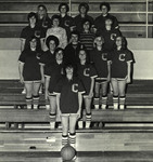 1970-1971 Women's Basketball Team