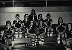 1975-1976 Women's Basketball Team