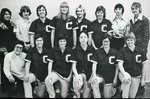 1976-1977 Women's Basketball Team