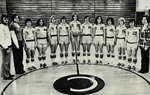 1973-1974 Women's Basketball Team