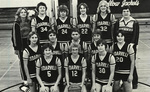 1978-1979 Women's Basketball Team