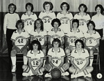 1980-1981 Women's Basketball Team