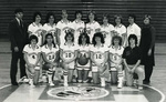 1982-1983 Women's Basketball Team
