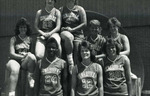 1987-1988 Women's Basketball Team