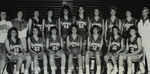 1990-1991 Women's Basketball Team