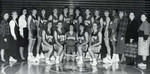 1991-1992 Women's Basketball Team