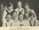 1920-1921 Women's Basketball Team
