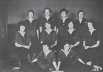 1922-1923 Women's Basketball Team by Cedarville College