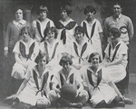 1924-1925 Women's Basketball Team by Cedarville College