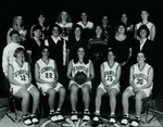 1997-1998 Women's Basketball Team