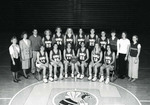 1998-1999 Women's Basketball Team