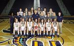 2013-2014 Women's Basketball Team