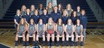 2015-2016 Women's Basketball Team