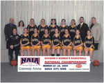 NAIA Team Photo by Cedarville University