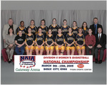 NAIA National Championship Team Photo by Cedarville University