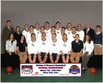 2007 NAIA Division II Women's Basketball Team Photo by Cedarville University