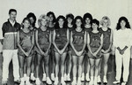 1988-1989 Women's Cross Country Team by Cedarville College