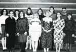 1992-1993 Women's Cross Country Team