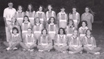 1996 Women's Cross Country Team by Cedarville College