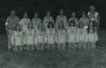 1997-1998 Women's Cross Country Team