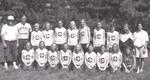 2001-2002 Women's Cross Country Team