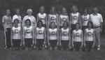 2003-2004 Women's Cross Country Team